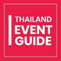 Thailand Event Guide Logo. The best event, media, ticket and venue listing platform in Thailand