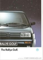 1990 Golf Rallye