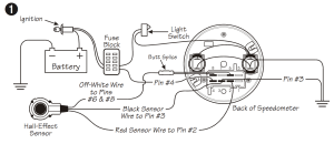 VDO Speedometer and ETB sensor  The Start Line  WSCC  Community Forum
