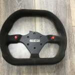 Sparco P310 Competition Steering Wheel Parts For Sale Wscc Community Forum