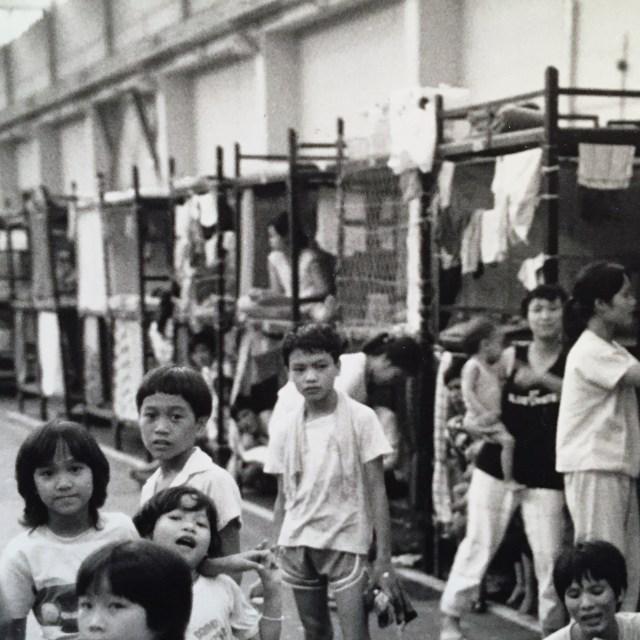 Thierry Gassmann, CICR, HK, 1988
