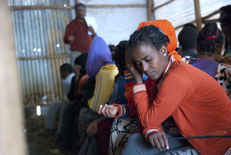 Campagne nationale d'information sur l'Erythrée