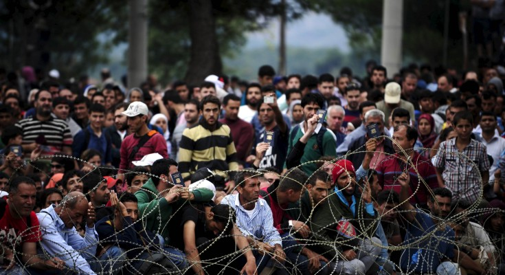 Fear will not solve Europe's refugee crisis