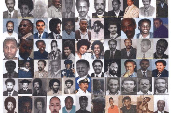 Le Temps des Réfugiés:  Petit rappel sur l'Erythrée.