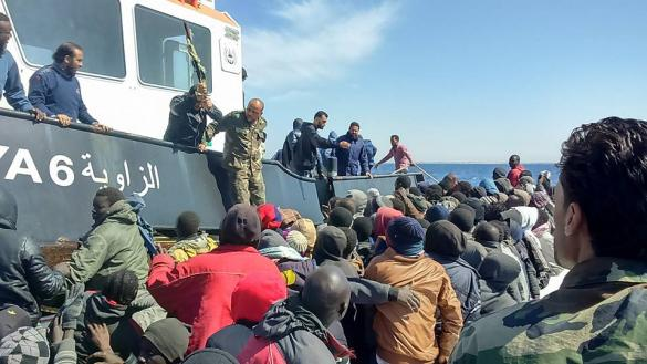 ICC in The Hague to investigate Libyan Coastguard on the initiative of Sea-Watch — Sea-Watch e.V.