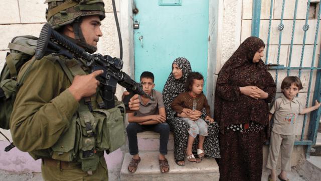 Au FIFDH on parlera des palestiniens