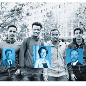 Un espoir pour les requérants mineurs non-accompagnés à Genève: le plan d'action du Conseil d'Etat — Le temps des réfugiés