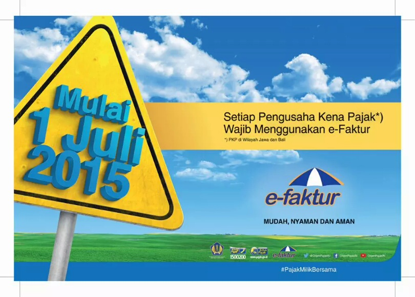 Penandatangan Faktur Pajak Elektronik E Faktur Forum Pajak