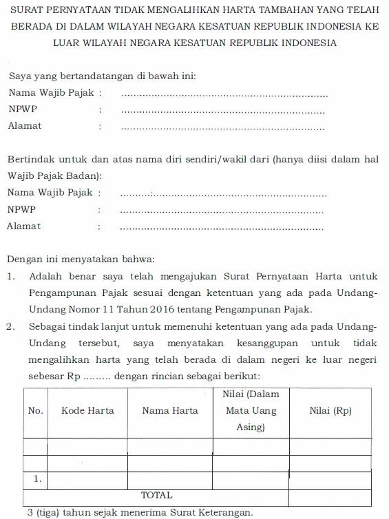 surat-pernyataan-amnesti-pajak