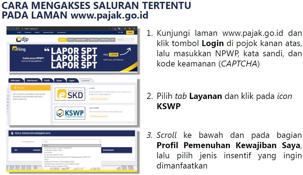 cara-akses-laman-djp-sesuai-pmk-44-2020