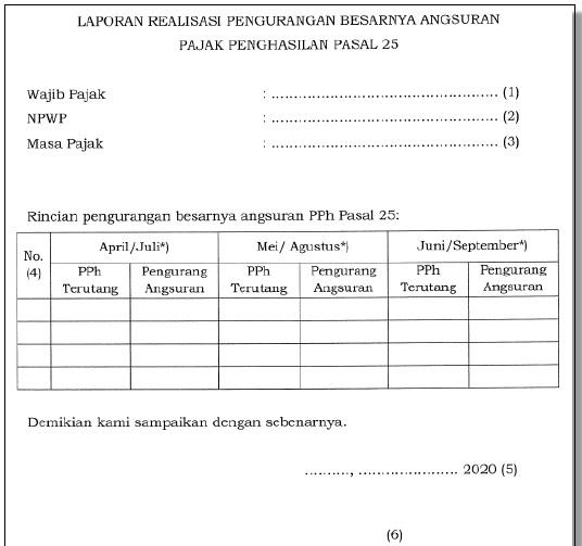 laporan-pengurangan-pph-25-pmk-44