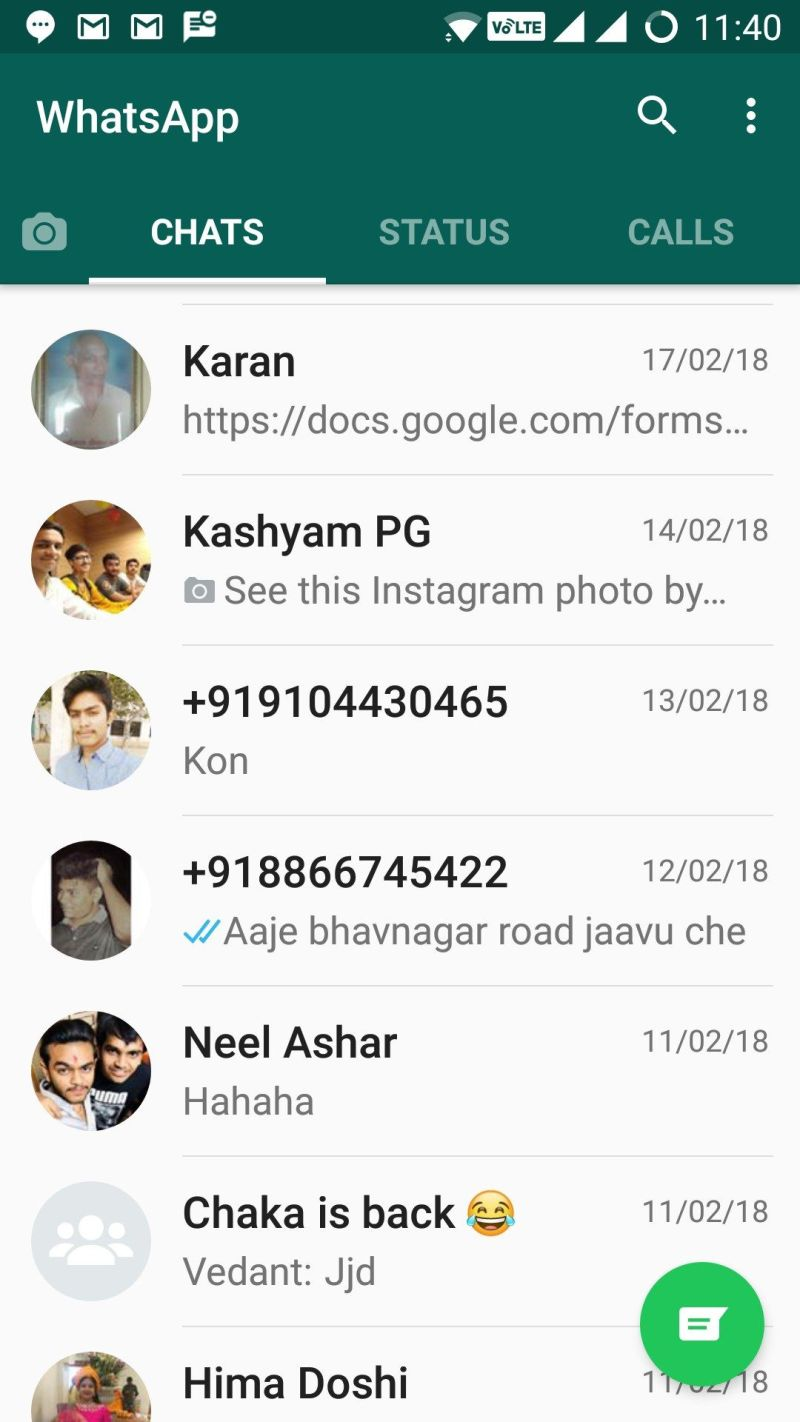 What is the best way to add contacts on WhatsApp?
