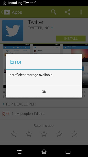Solve Android's Internal Storage Problem [Ghost Data] – The