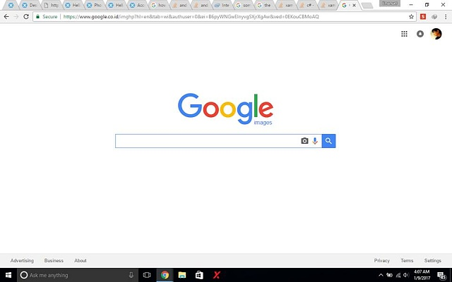 """Why My Google Account Still Showing The """"old-style"""" Google"""