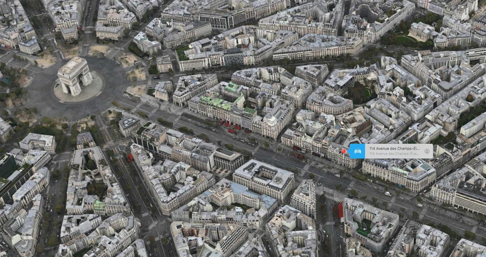Apple to open new Paris flagship store  offices in Champs Elysees     Paris Store jpg
