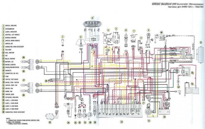 diagram download 2005 arctic cat 500 auto wiring diagram