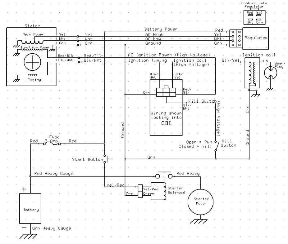 C70 Wiring Diagram Buyang Group Atv | Wiring Diagram on