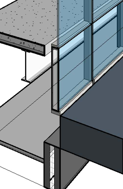 Curtain Wall Spandrel Panel : Spandrel glass curtain wall functionalities