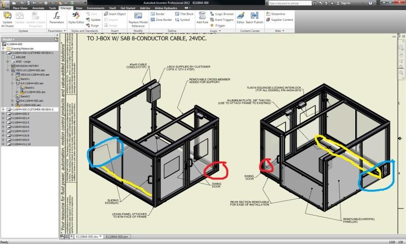 Autodesk Inventor Frame Generator Custom Profile | Framebob org