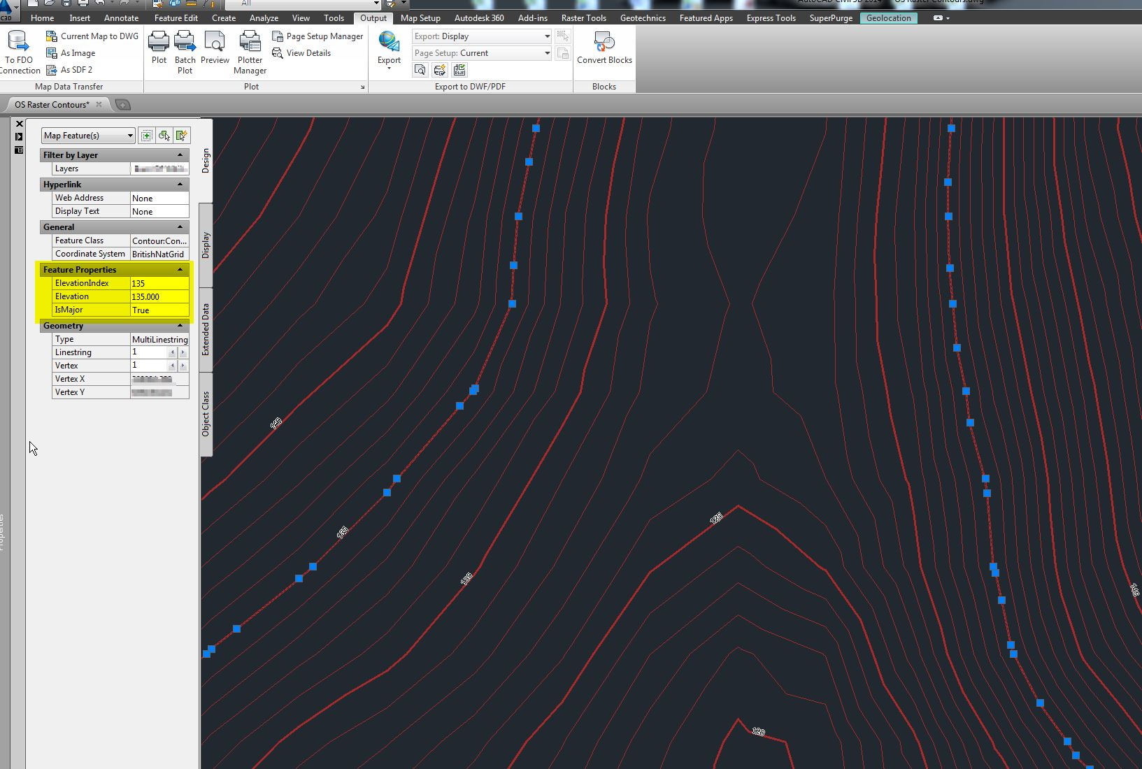 Solved  Export Contour Layer for use in Civil 3D   Autodesk     Solved  Export Contour Layer for use in Civil 3D   Autodesk Community   AutoCAD Map 3D