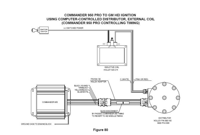 diagram mopar performance electronic ignition wiring
