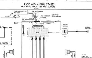 Stereo Wiring for 944S 1987  Pelican Parts Forums