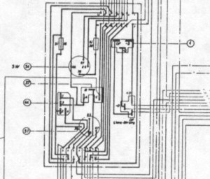Wanted to see 9146 '71 wiring harness schematic  Pelican