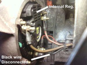 alternator wires (72)valeo  Pelican Parts Forums