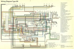 1968 911L Wiring Diagramdoes anyone have one