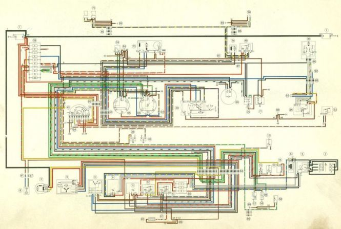 porsche 911 wiring diagram porsche image wiring porsche 911 3 2 wiring diagram wiring diagram on porsche 911 wiring diagram