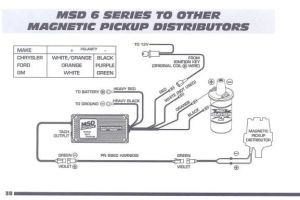 connecting MSD 6AL to onewire '87 930 distributor