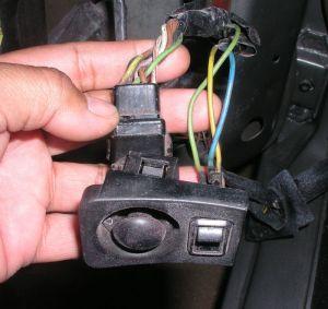 79 euro mirror joystick wiring  Pelican Parts Forums