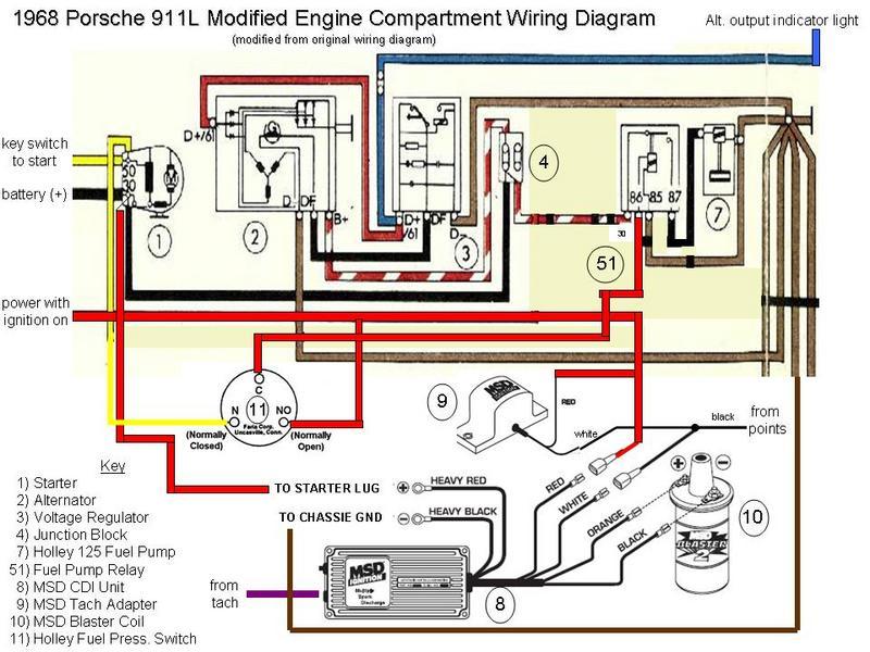 1969 porsche 911 wiring diagram   31 wiring diagram images