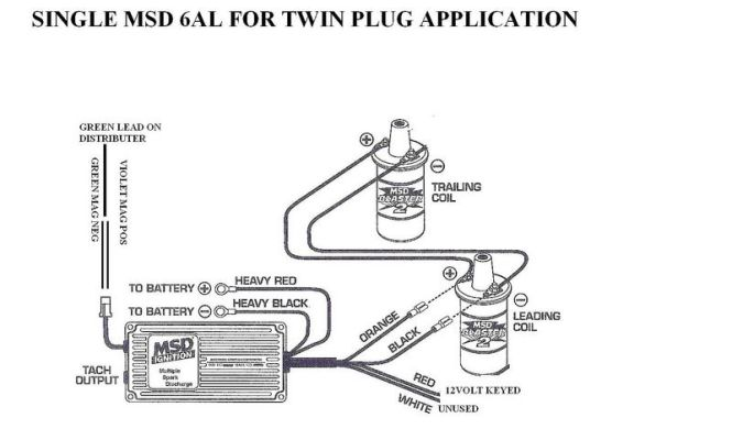 msd wiring diagrams wiring diagrams msd 6al wiring diagram ford electrical