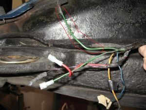 912 engine partment wiring help please  Pelican Parts Forums