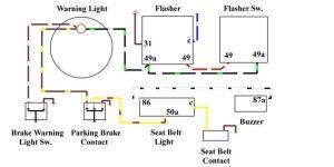 blinking brake warning light on dash  Pelican Parts Forums
