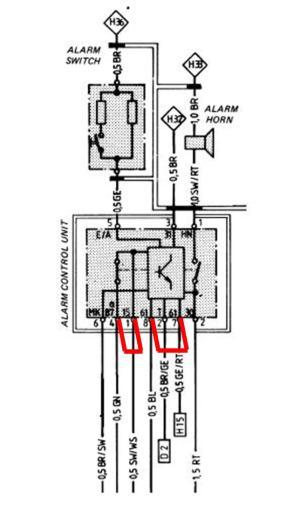 911 sc alarm bypass  Pelican Parts Forums