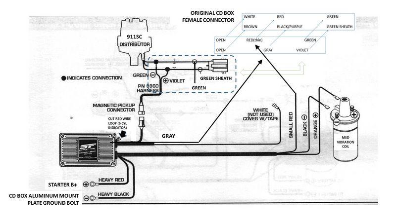 Msd Street Fire Distributor Wiring Diagram - Car Wiring Diagrams ...