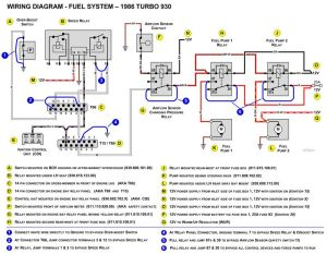 '77 930 no power to fuel pumps even with the FP relays jumpered!  Pelican Parts Forums