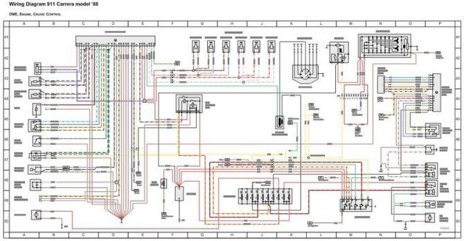 1987 porsche 911 wiring diagram  wiring diagram diode