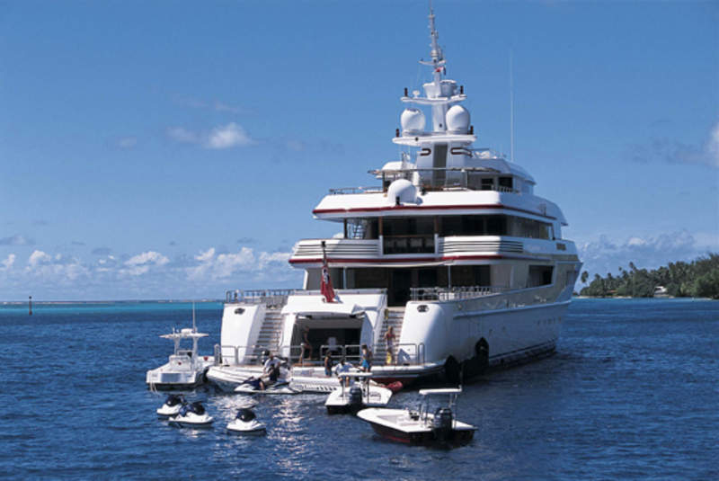 Worlds Largest Private Yacht Pelican Parts Forums