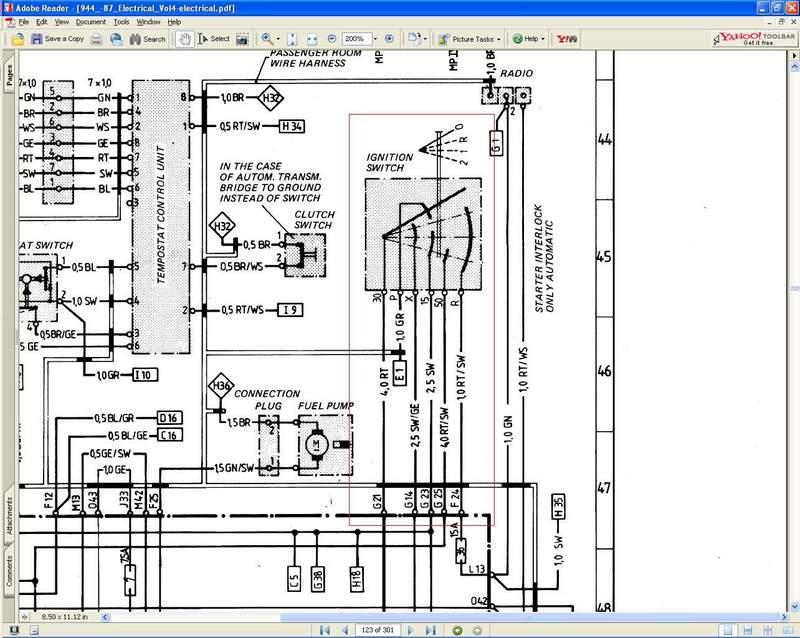 Diagram 944 Turbo Wiring Get File Su75051rhsamgarrettdiagramhansafanprojektde: Wiring Window Diagram Switch 944 86 Porsche At Gmaili.net