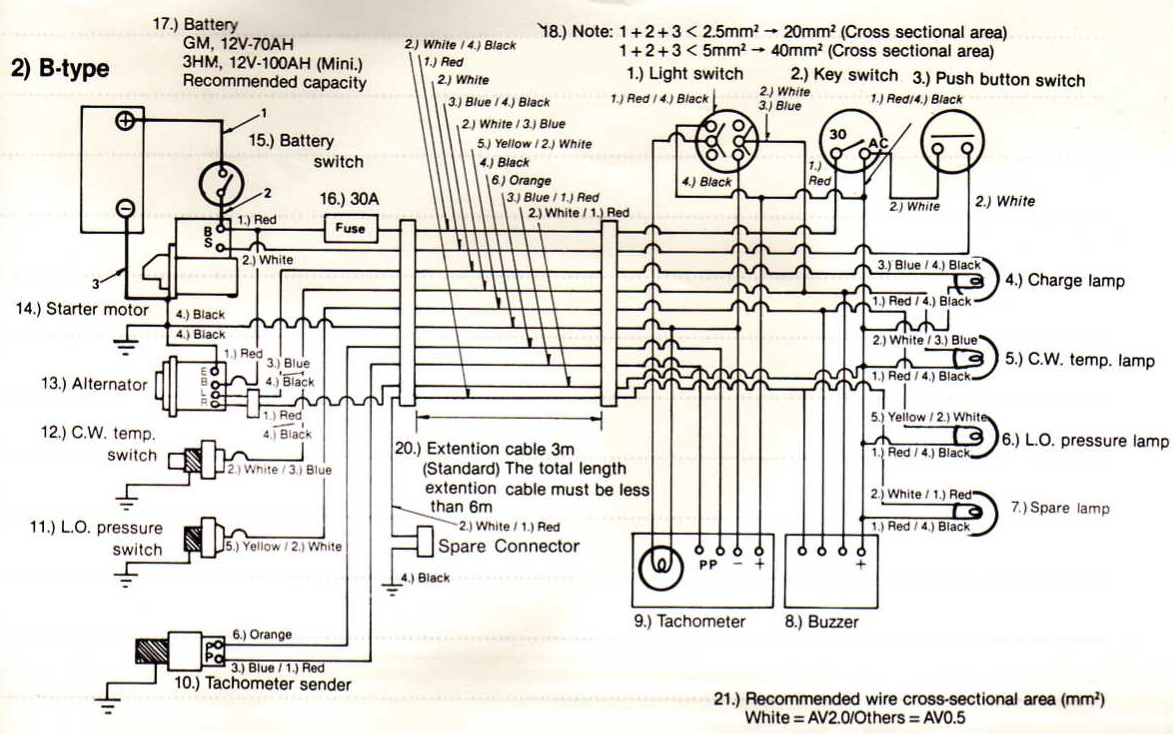 Prime Balmar Alternator Wiring Diagram Wiring 101 Capemaxxcnl