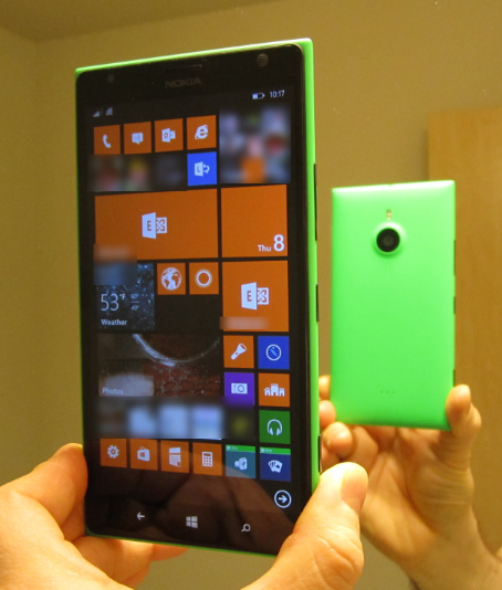 I Want That Green Lumia 1520 Windows Central Forums