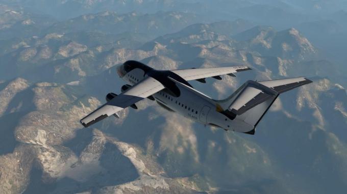 Just Flight Bae 146 200 Aerovias Dap Cc Aco Aircraft Skins Liveries X Plane Org Forum