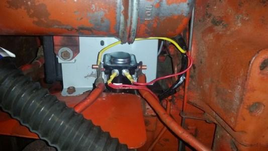 601 Workmaster Wiring  Yesterday's Tractors