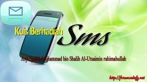 Kuis Berhadiah SMS