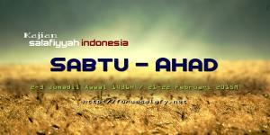Kajian Sabtu-Ahad-2_3Jumadil Awwal 1436H
