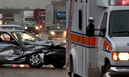 Accident In Cases Of Personal Injury