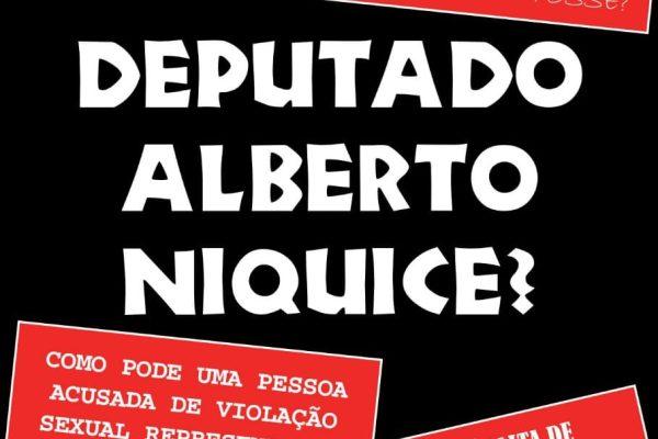 Nota de Repúdio:INDIGNAÇÃO DAS OSC SOBRE A TOMADA DE POSSE DO DEPUTADO ALBERTO NIQUICE
